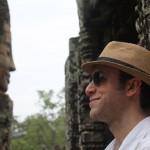Profané un Templo en Cambodia y charlé sobre Dios con un Camboyano