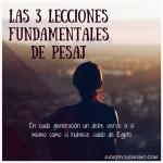 Las 3 Lecciones Fundamentales de Pesaj